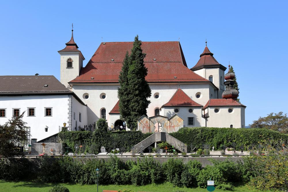 Pfarrkirche Mariä Krönung in Traunkirchen