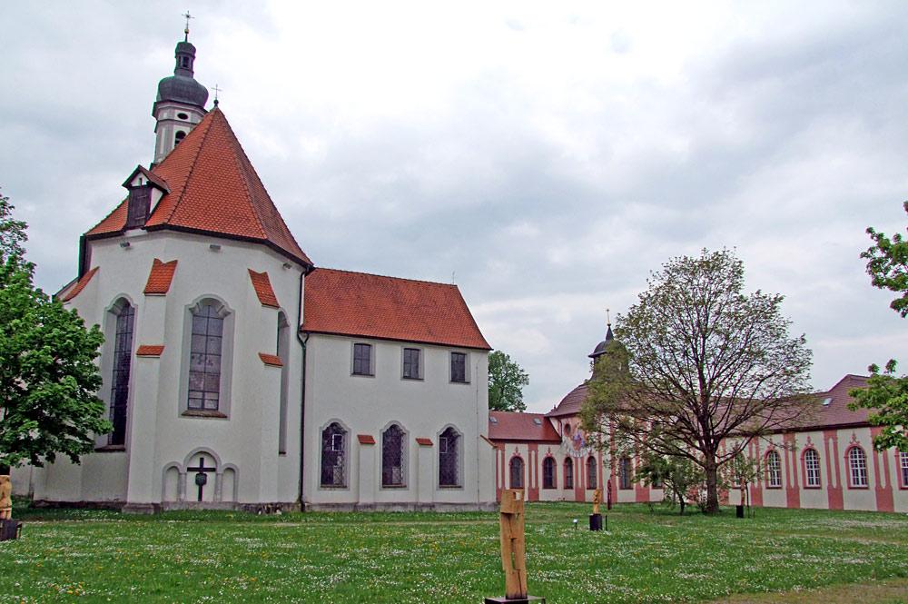Klosterkirche St. Maria in der Kartause Buxheim