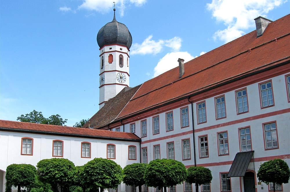 Kloster Beuerberg in Eurasburg