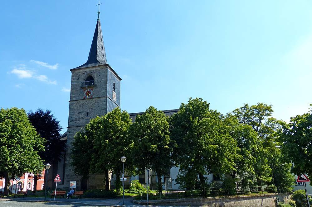 Stadtkirche St. Jakobus in Weißenstadt
