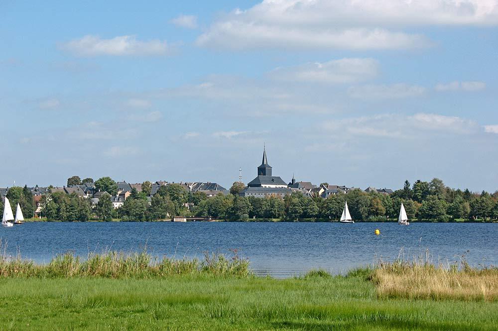 Weißenstadt am Weißenstädter See