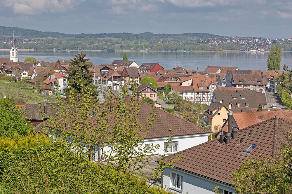 Ortsansicht Gaienhofen am Bodensee