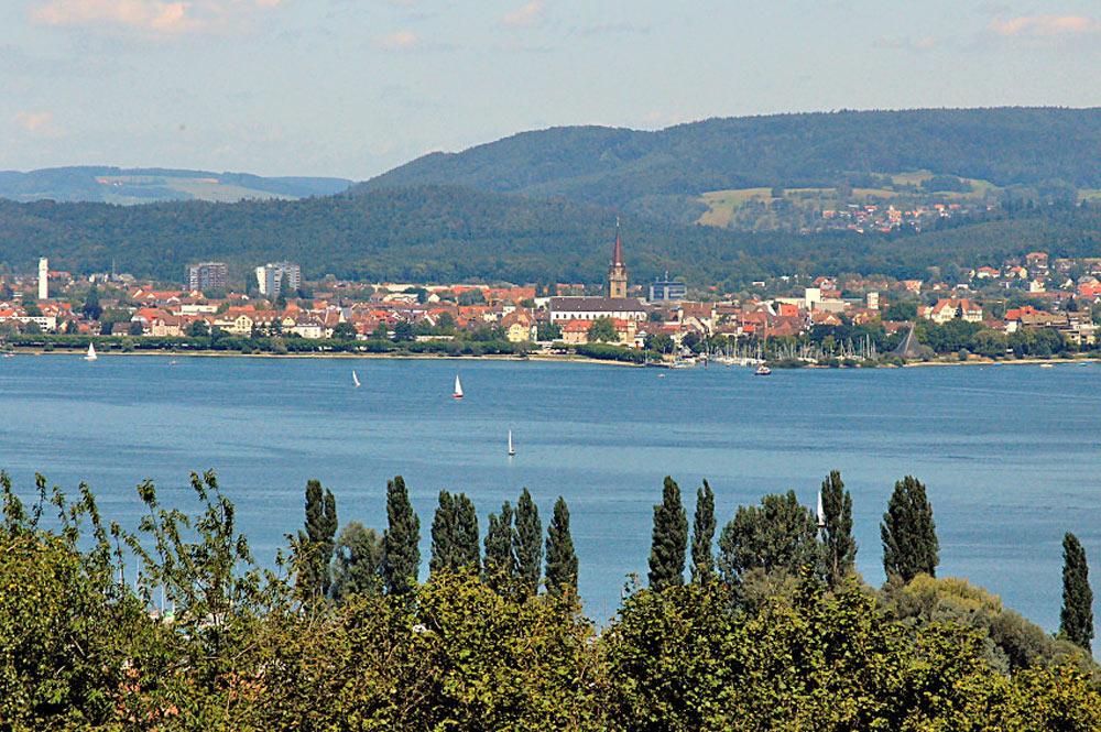 Ortsansicht von Radolfzell am Bodensee