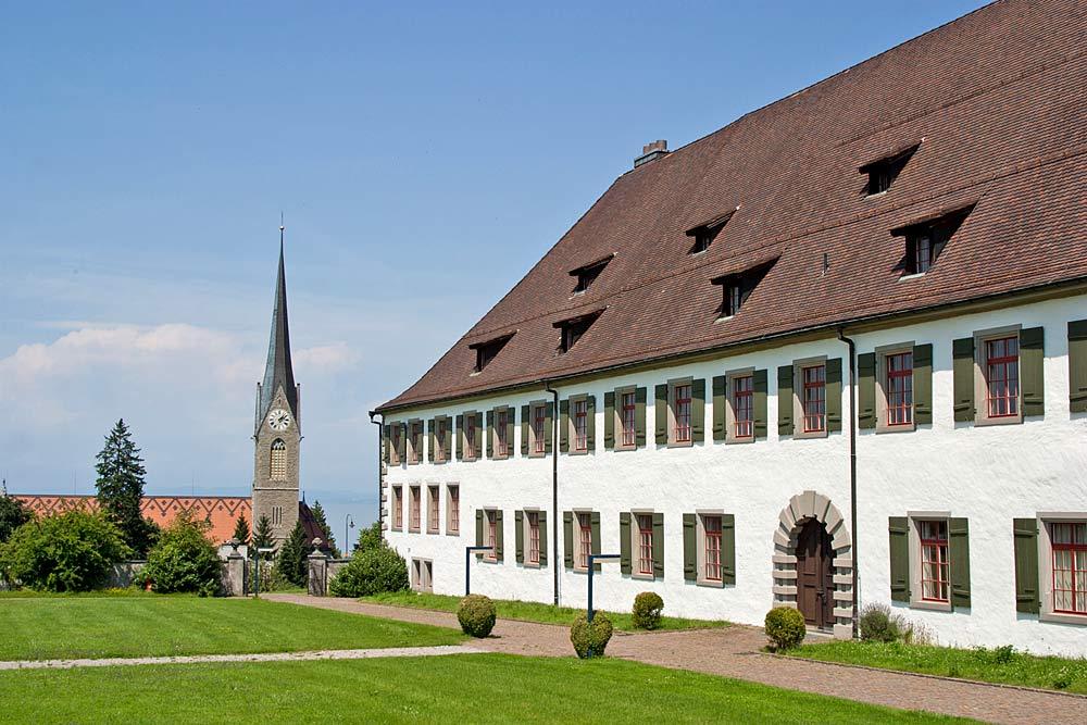 Ehemaliges Benediktinerkloster Marienberg in Rorschach