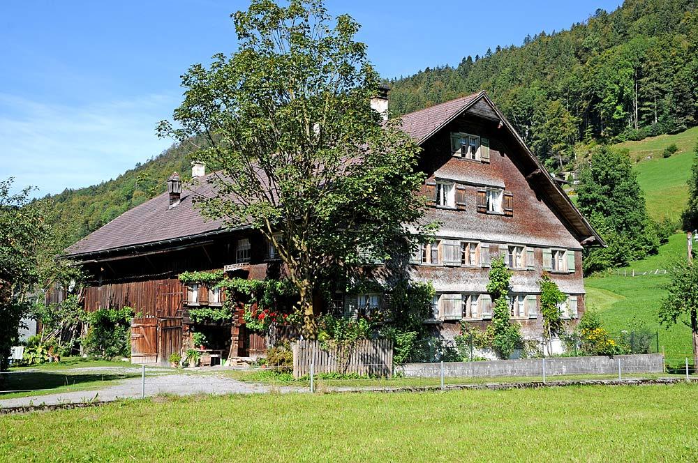 Bauernhof in Bezau