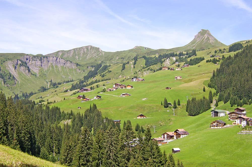 Gemeinde Damüls