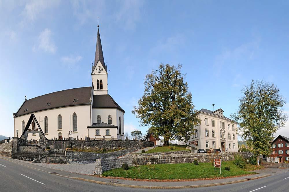 Pfarrkirche St. Nikolaus in Egg