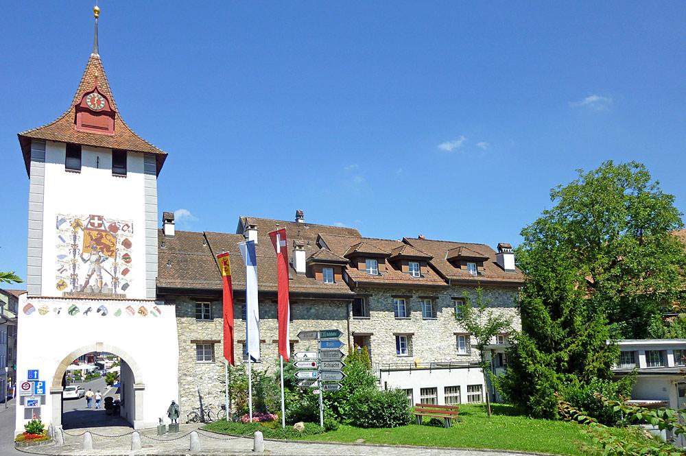 Das Luzernertor in Sempach