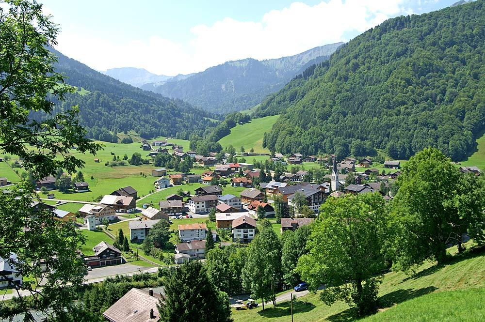 Gemeinde Mellau