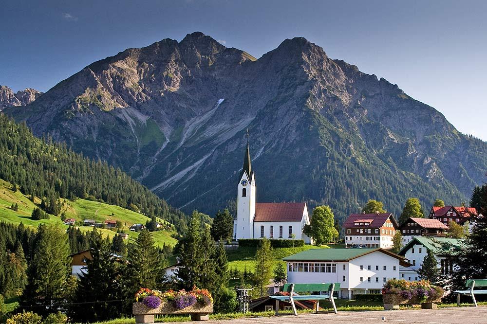 Gemeinde Hirschegg
