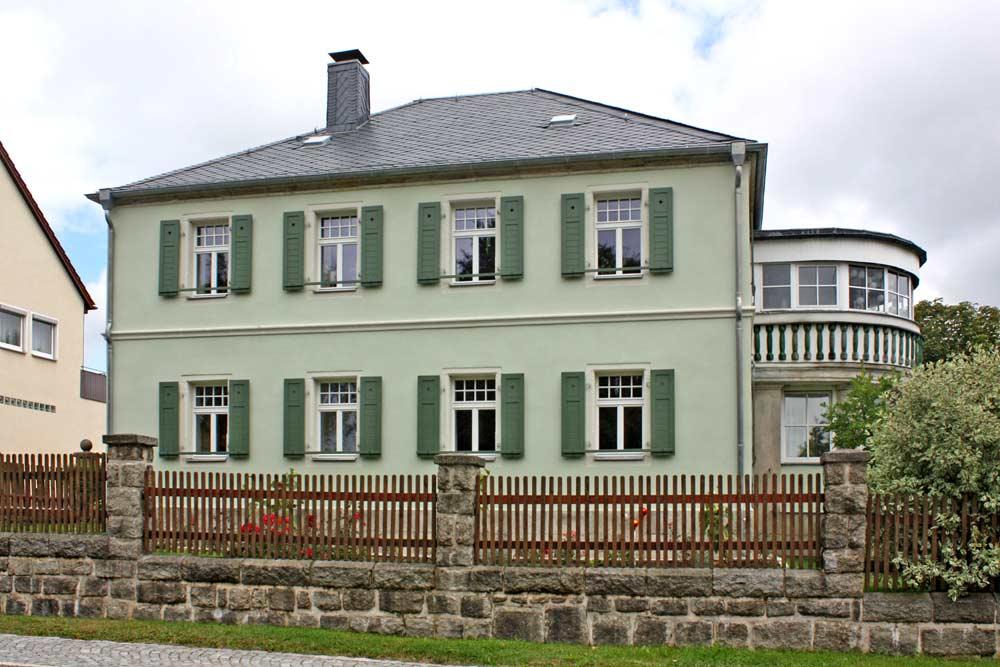 Max-Reger-Geburtshaus in Brand