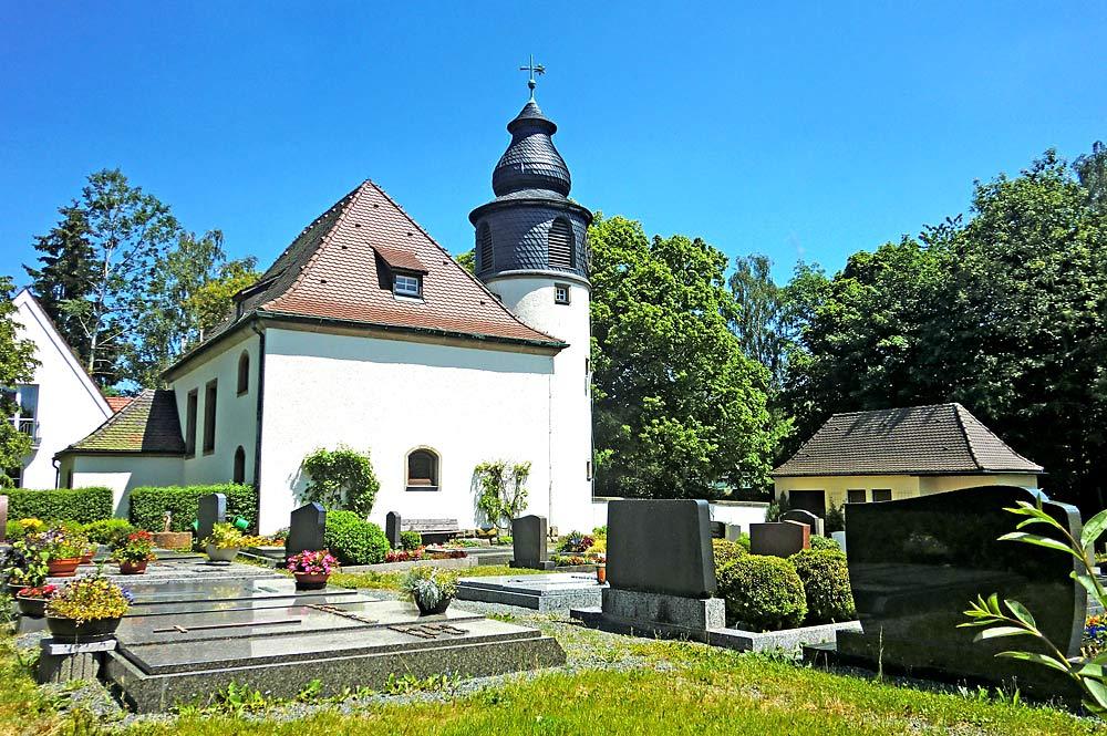 Heilige Dreifaltigkeitskirche in Marktschorgast