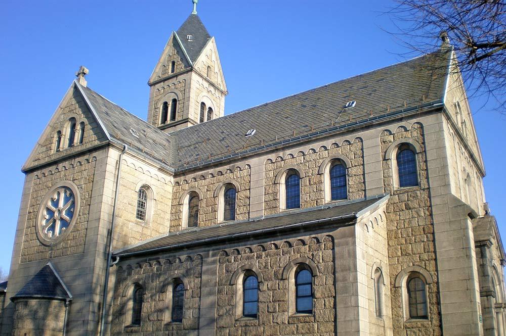 Katholische Stadtkirche Heilige Familie in Münchberg