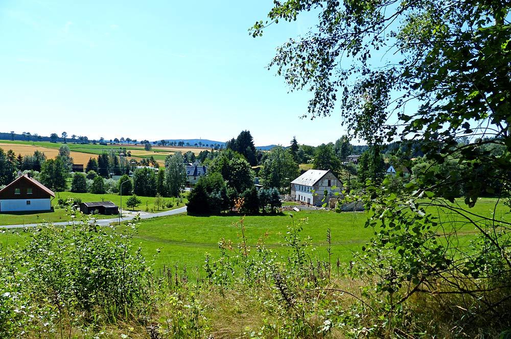 Röslaus Ortsteils Thusmühle