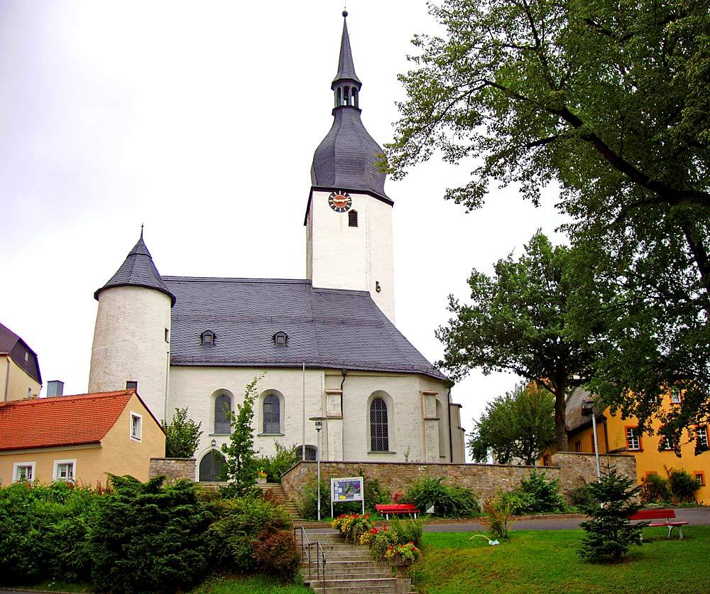 Pfarrkirche St. Ägidius in Thiersheim