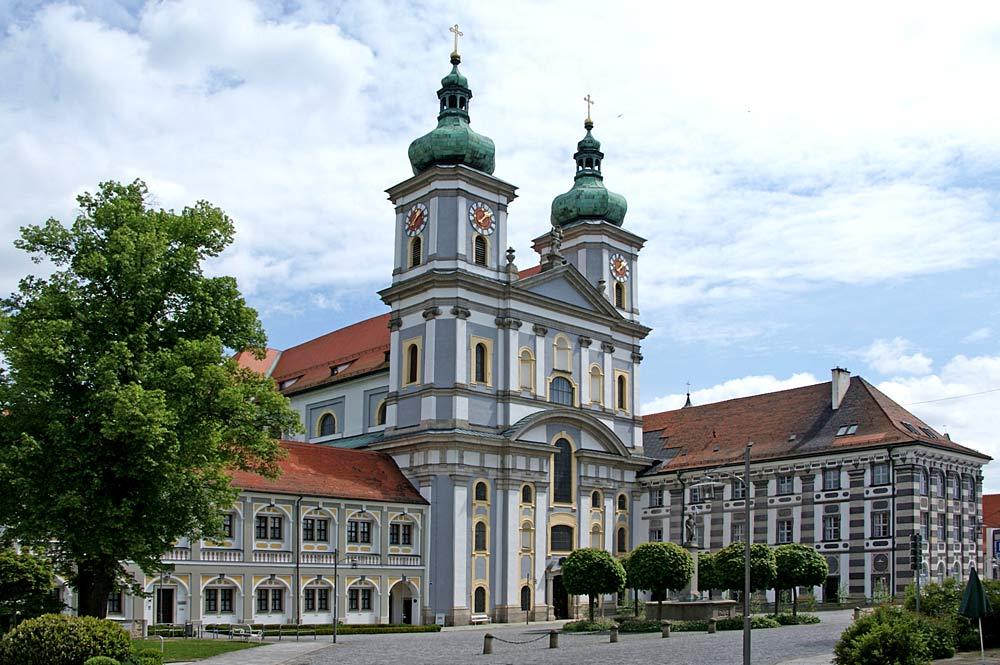 Kloster und Stiftsbasilika Waldsassen