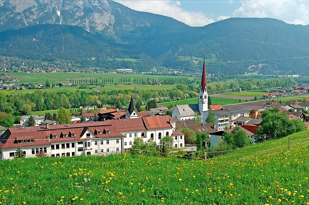 Ortsansicht von Pfaffenhofen