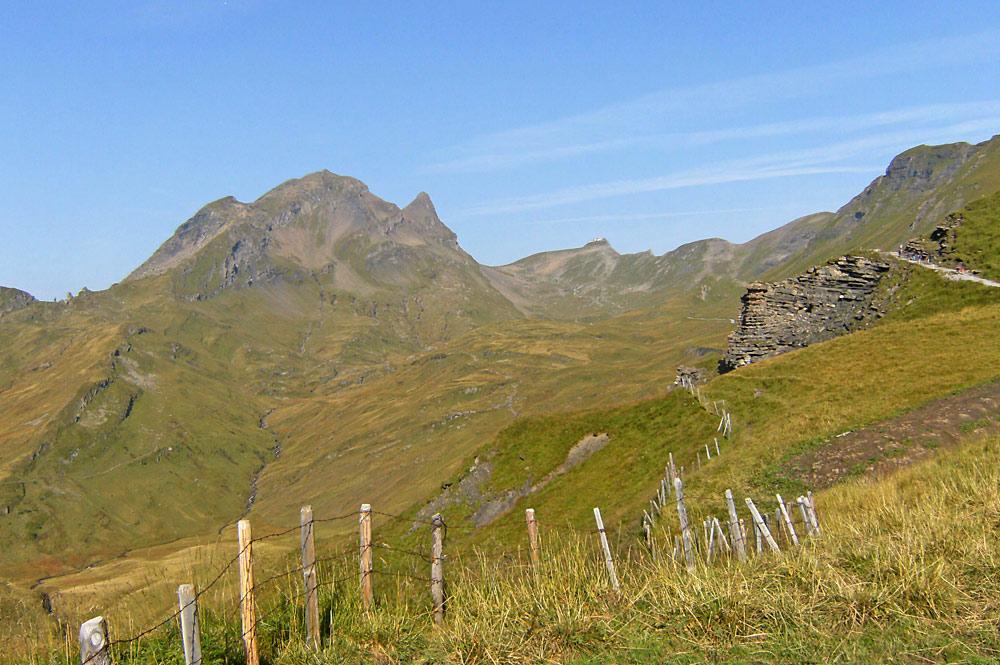 Das Faulhorn bei Iseltwald