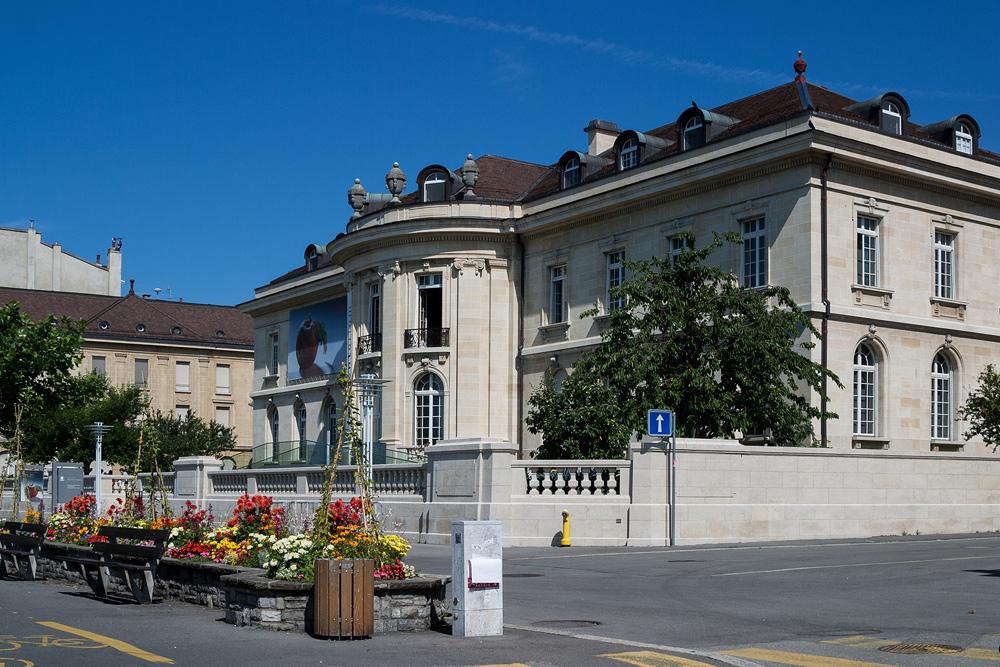 Das Museum Alimentarium in Vevey