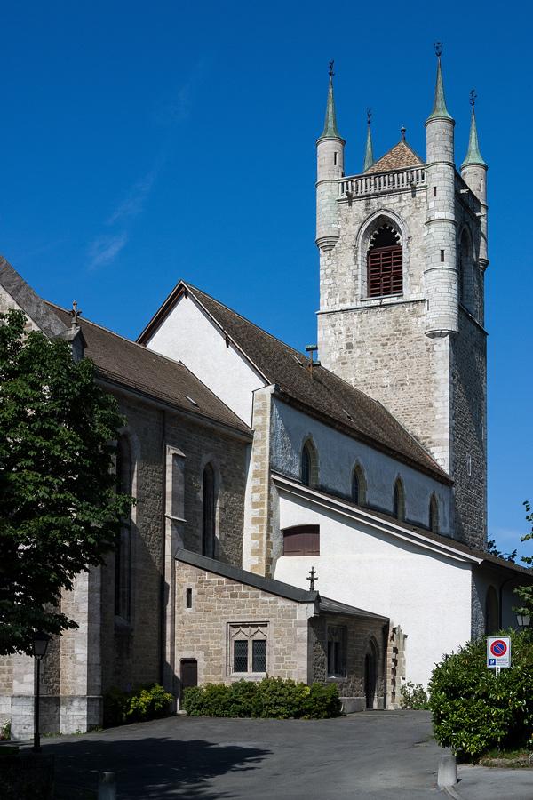 Kirche Saint-Martin in Vevey