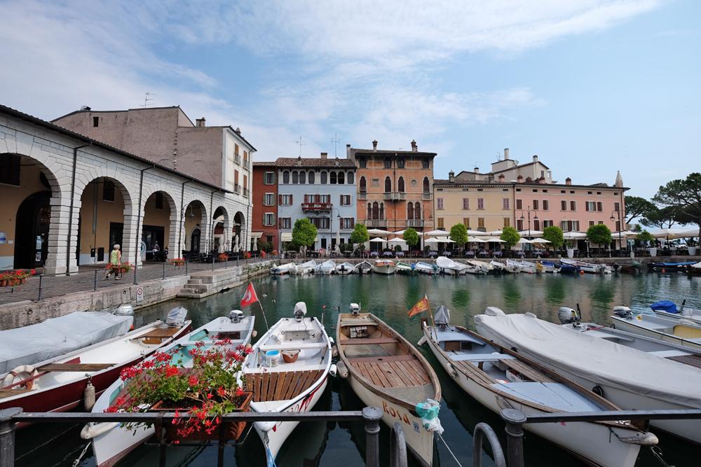Hafen von Desenzano