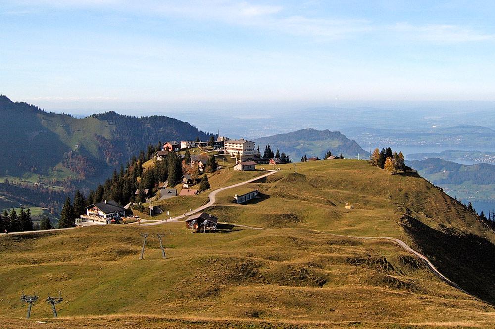 Bergstation der Klewenalp bei Beckenried