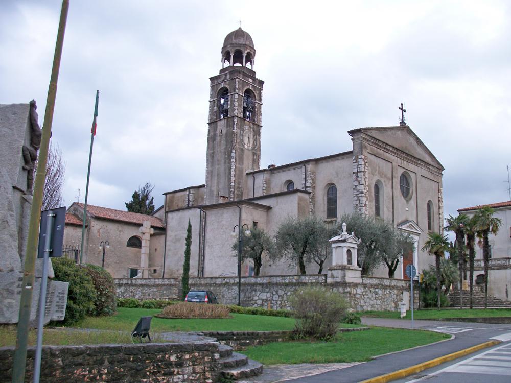 Pfarrkirche Santi Felice in San Felice del Benaco