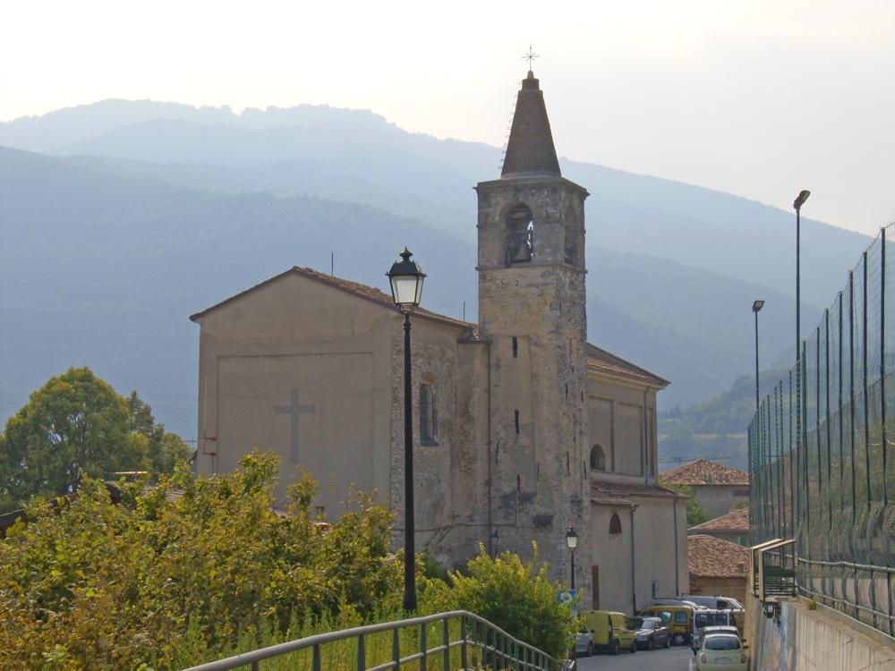 Kirche in Tignale