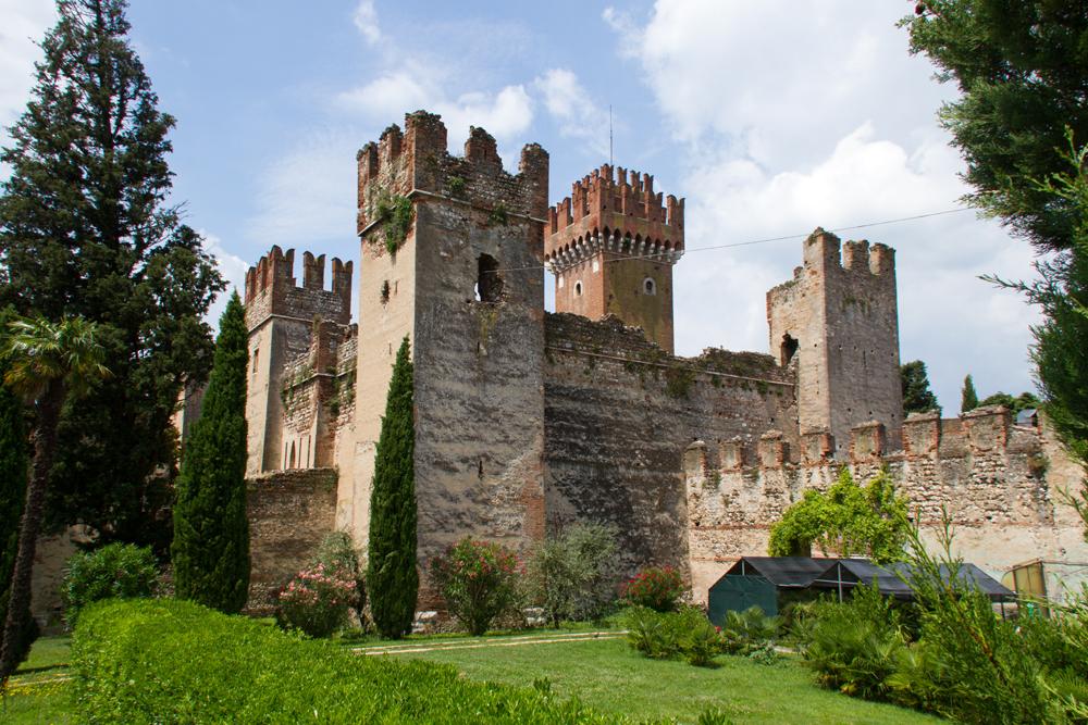 Scaliger-Burg von Lazise