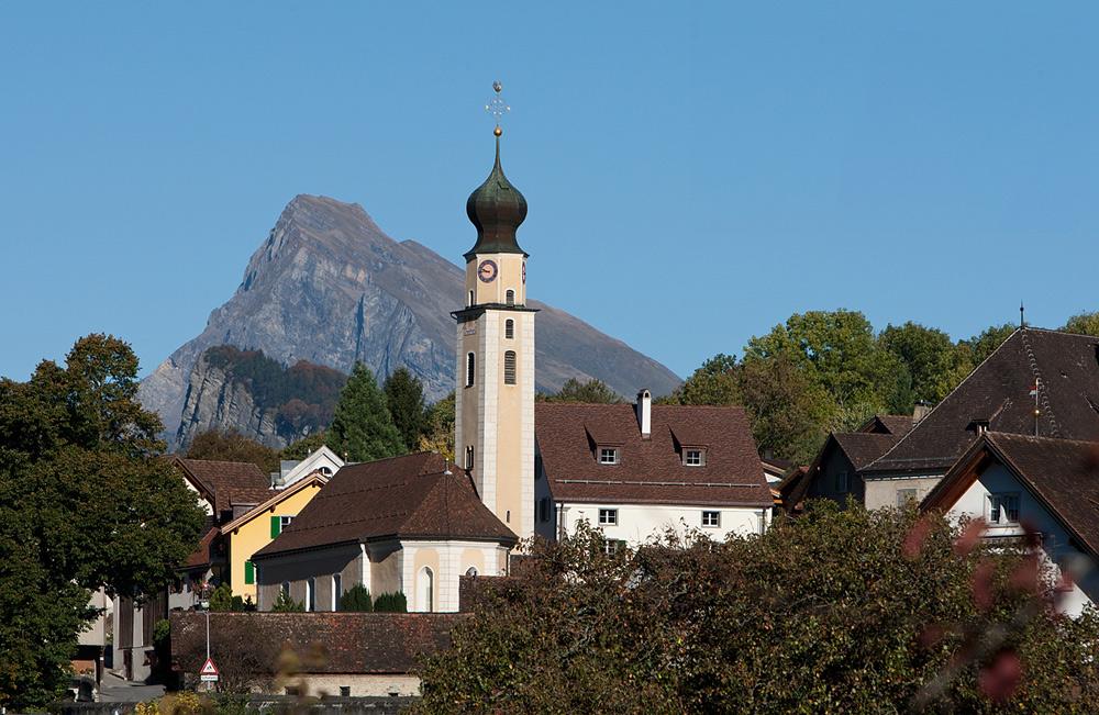 Dorfkirche Jenins