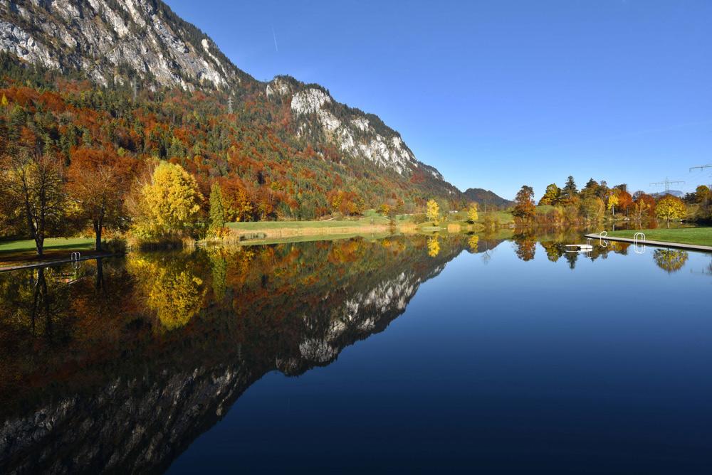Herbststimmung am Krummsee