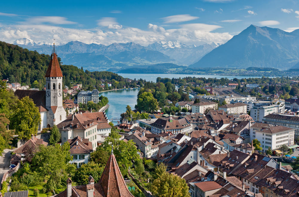 Thun am Thunersee