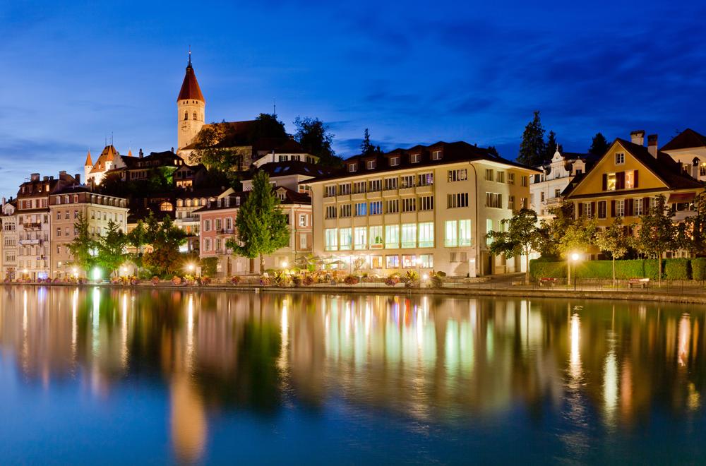 Thuner Innenstadt