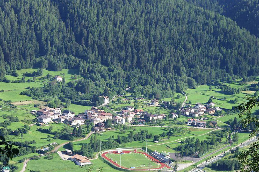 Luftaufnahme von Dimaro