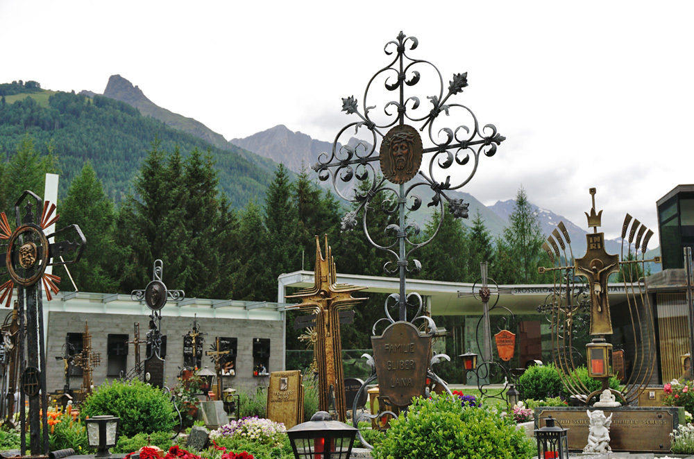 Friedhof Kals