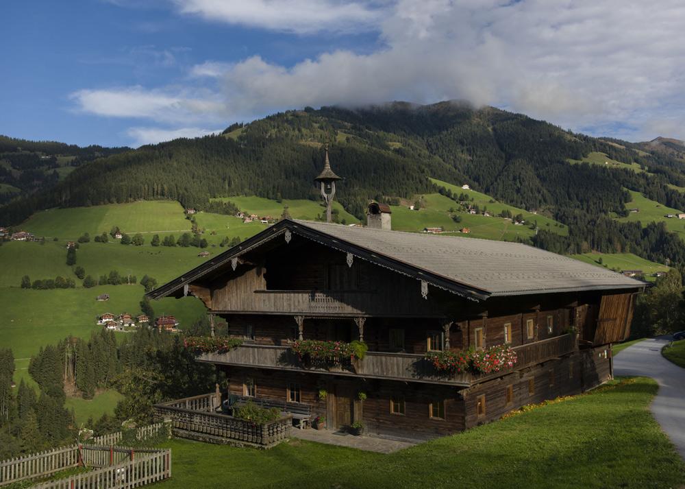Bauernhaus in Alpbach