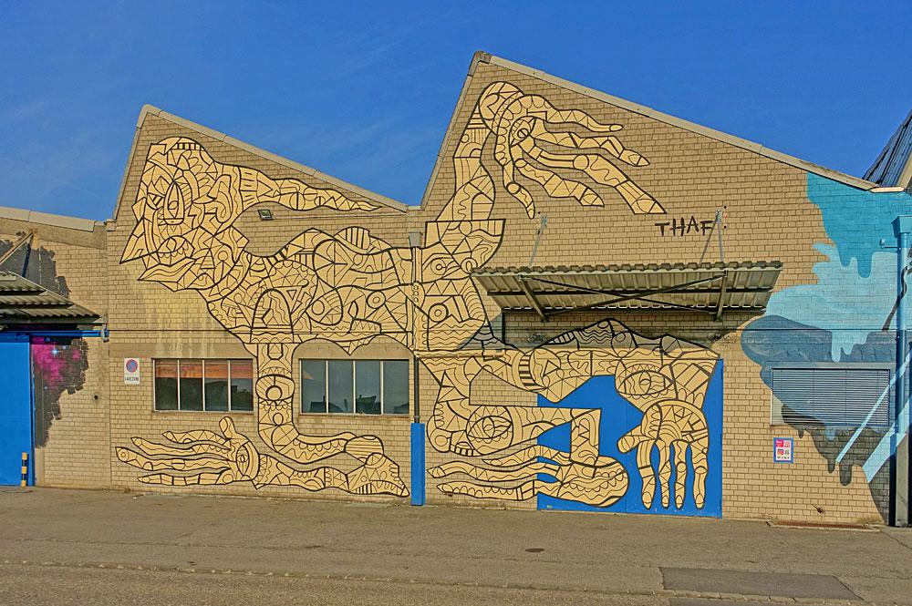 Ausstellung Young Urban Art in Pratteln