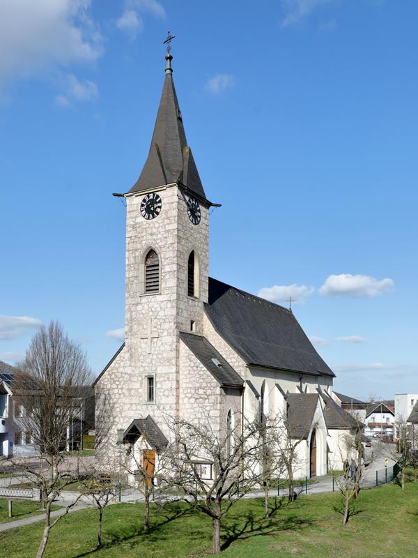 Kirch in Pinsdorf