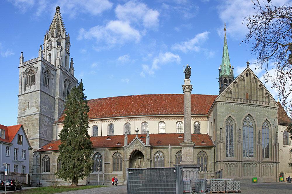 Blick auf das Konstanzer Münster