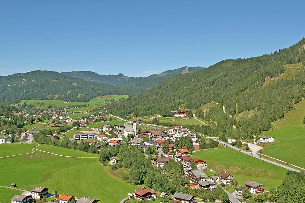 Ortsansicht von Achenkirch