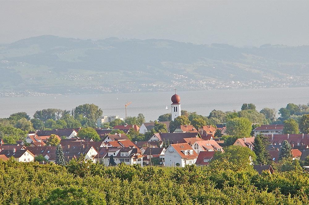 Ortsansicht von Kressbronn am Bodensee