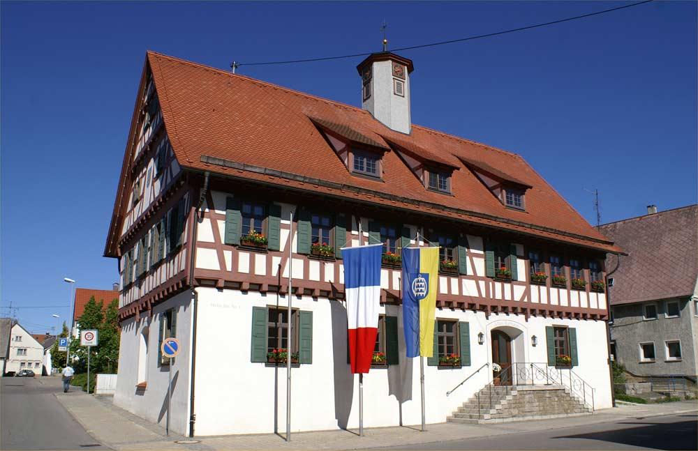 Altes Rathaus in Laichingen