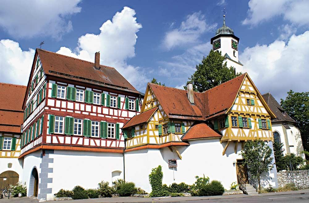 Kirchenburg Laichingen