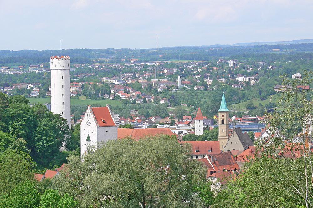 Turm Mehlsack in Ravensburg