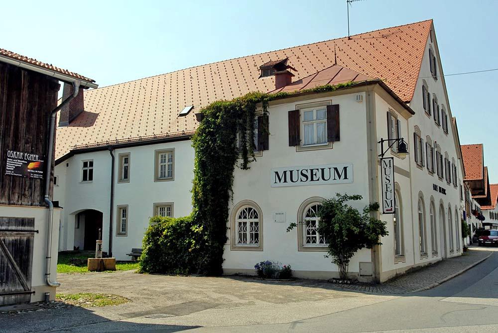 Dorfmuseum im Bierlinghaus Bad Bayersoien