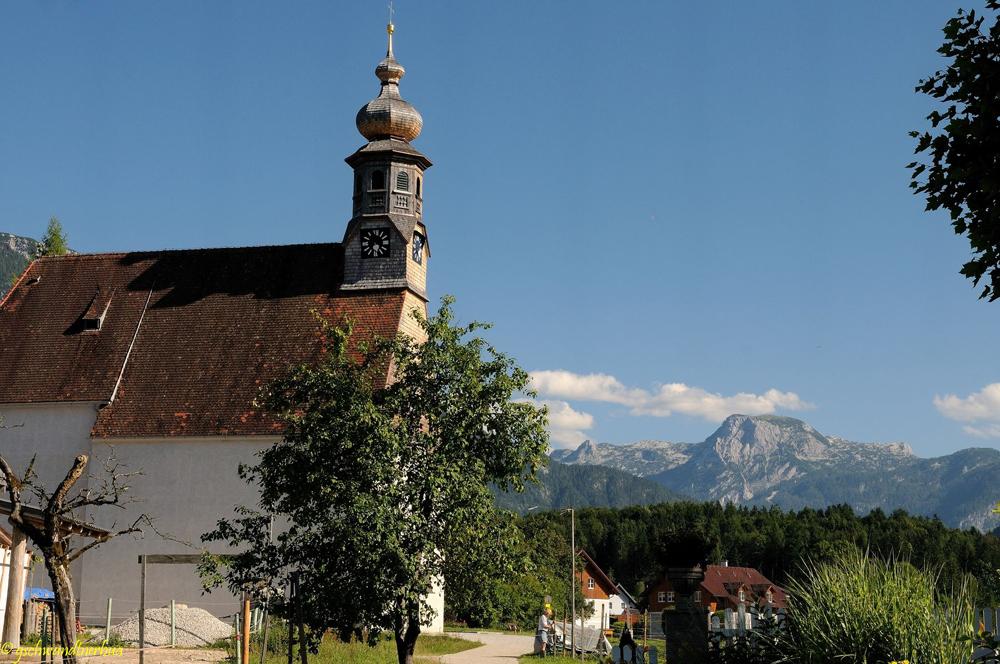 Agathakirche in Bad Goisern