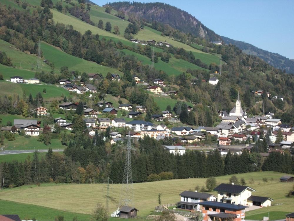 Blick auf Taxenbach