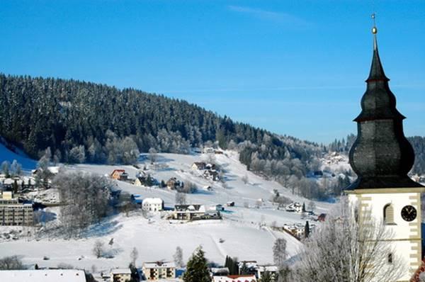 Warmensteinach im Winter