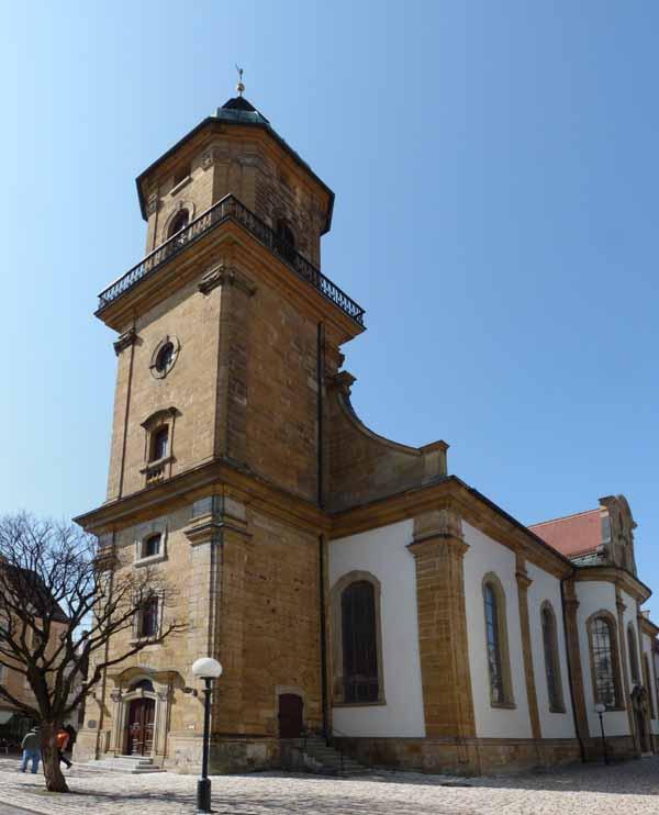 Stadtkirche von Aalen