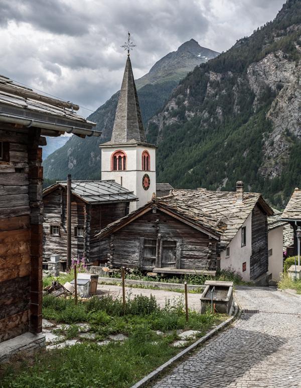 Kirche von Randa